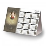Decorative Links Calendar Tent
