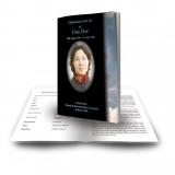 Calvary Funeral Book