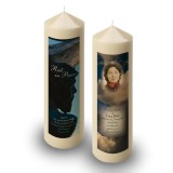 Calvary Candle