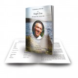 Lough Erne Shore Co Fermanagh Funeral Book