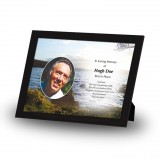 Lough Erne Shore Co Fermanagh Framed Memory