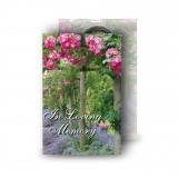 A Gardeners Paradise Wallet Card