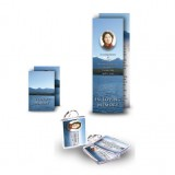 Canadian Mountain Scene Pocket Package