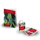 Stained Glass Flowers Standard Package