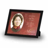 Image of Jesus Christ Framed Memory