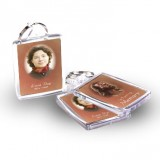 Image of Jesus Christ Keyring