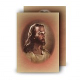 Image of Jesus Christ Standard Memorial Card