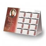 Image of Jesus Christ Calendar Tent
