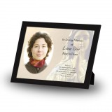 Our Lady At Prayer Framed Memory