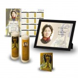 Our Lady At Prayer Wall Package