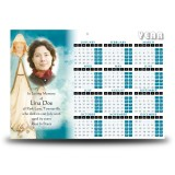 Our Lady Calendar Single Page