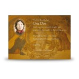 Our Father Acknowledgement Card