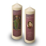 St Brigid Candle