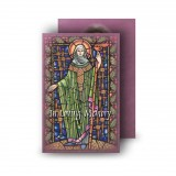 St Brigid Wallet Card