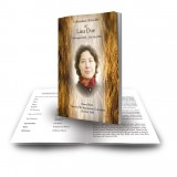 Montana USA Funeral Book