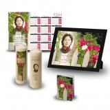Spring Flowers Wall Package