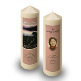 Lilac Lake Co Tyrone Candle