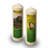 Castle West of Ireland Candle