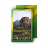 Castle West of Ireland Wallet Card