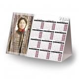 Birches Calendar Tent