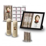 Birches Wall Package
