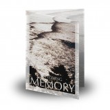 Silver Reflection Co Antrim Folded Memorial Card