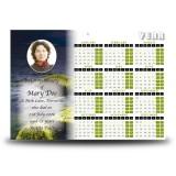 Sea Stones Co Down Calendar Single Page