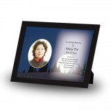 Full Moon Framed Memory