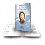Skiing Klosters Switzerland Funeral Book