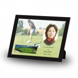 Golf Green Framed Memory