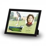 Golf Green Framed Memory