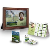 Golf Green Table Package