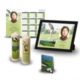 Golf Green Wall Package