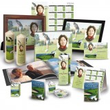 Golf Green Custom Package