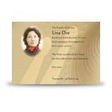 Rhythm Acknowledgement Card