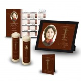 Wooden Cross Wall Package