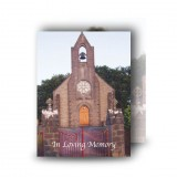 Church Bell Monea Co Fermanagh Standard Memorial Card