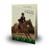 Showjumping Folded Memorial Card