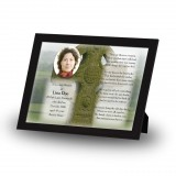 Irish Celtic Framed Memory