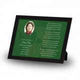 Irish American Framed Memory