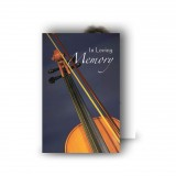 Violin Wallet Card