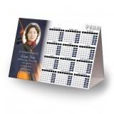 Violin Calendar Tent