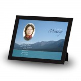 Scenic Mountains The Rockies Canada Framed Memory
