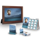 Scenic Mountains The Rockies Canada Table Package