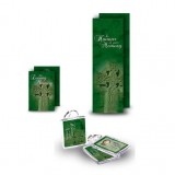 Irish Celtic Cross Pocket Package