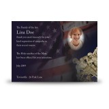 Freedom Acknowledgement Card