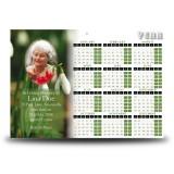 Snowdrops Calendar Single Page