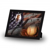 USA Baseball Framed Memory