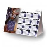 USA Baseball Calendar Tent
