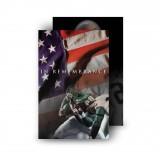 USA Football Wallet Card
